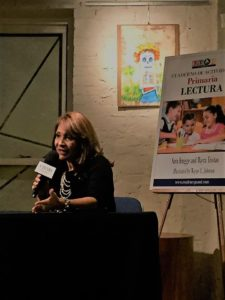 Dr. Ana Gil-Garcia talks about the lack of bilingual resources and how READ's book is filling a need.